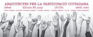 arquitectes per la participació ciutadana_sns